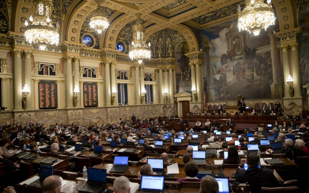 Op-Ed Regarding General Assembly of PA House Bill No. 609